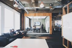Medium's San Francisco Offices7 #interior #office #design #architecture #workspace #startup