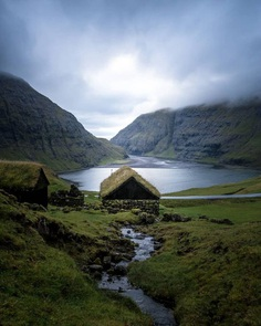 Gorgeous Moody Travel and Adventure Photography by David Dethlefs
