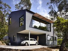 Lorne Hill House by Will Harkness Architecture #design #architecture #minimalism