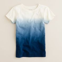 dip dye shirt #mens #top #girls #shirt #pocket #womens #boys #tee #fashion #gradient