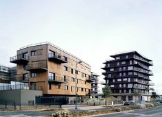 CJWHO ™ (80 Housings units in Bordeaux by Nicolas Laisné*...)