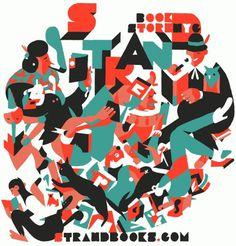 FormFiftyFive - Inspiración para el diseño de todo el mundo »Blog Archive» Kolchoz #illustration #typography