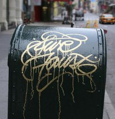sure faust #NYC #graffiti #caligraphy