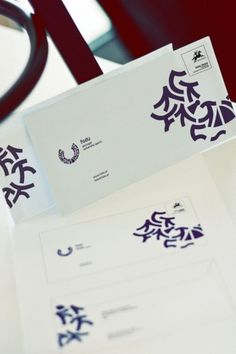 corporate identity / fadu on the Behance Network #logo #identity #fadu