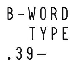 Blazingword identity « Studio8 Design #identity #typography