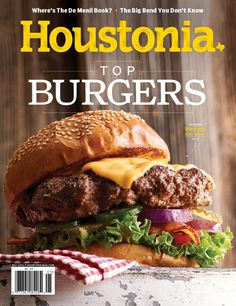 Houstonia, May 2013 #studios #chris #burger #skiles #houstonia #smith #design #houston #cover #11 #ralph #lucky #editorial #magazine