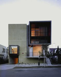 CJWHO ™ (Orange Grove Lofts by Brooks + Scarpa Located in...) #hollywood #design #scarpa #photography #architecture #+ #america #brooks