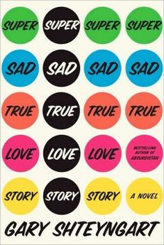 Super Sad True Love Story #jacket #color #rodrigo #book #coral