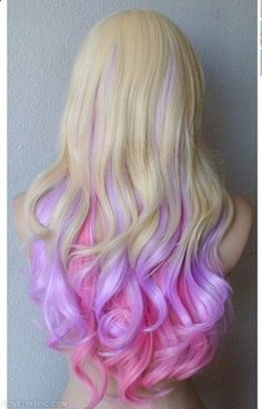 color! #hair #colours #girl