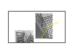 Jack Walsh #frame #line #white #yellow #balck #artwork #photography #jack #minimal #and #walsh