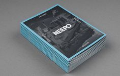 Neepo #design #graphic #layout #editorial #magazine