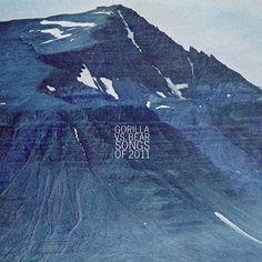 gorilla vs. bear's songs of 2011   GORILLA VS. BEAR #music #artwork