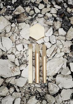 Disquiet Luxurians by Emilie F. Grenier #modern #design #minimalism #minimal #leibal #minimalist