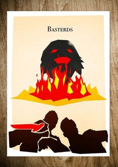 BASTERDS - Rocco Malatesta Posters & Prints #movie #malatesta #graphic #rocco #basterds #illustration #poster