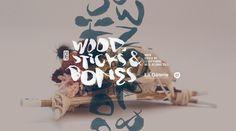 Wood, sticks & bones