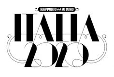 All sizes | WIRED - Italia 2020 | Flickr - Photo Sharing! #lettering #italia #typography #2020 #muzzi #wired #francesco