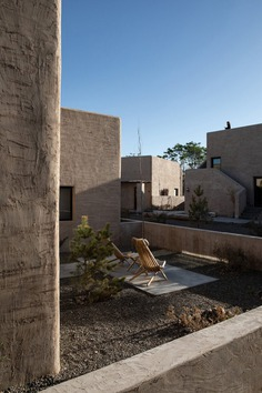 Lost Villa Boutique Hotel in Zhongwei, Ningxia by DAS Lab