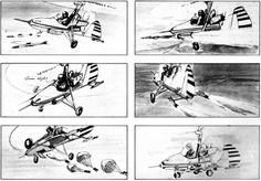 Illustrated 007 - The Art of James Bond #storyboard #bond #james #film #movies