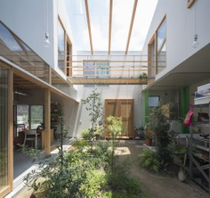 House in Tsukimiyama by Tato Architects