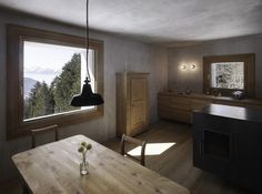 CJWHO ™ (Mountain Cabin | Marte Marte Architects With its...)