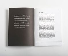 Dever Elizabeth #white #interstate #quote #black #spread #cambria #layout #magazine #typography