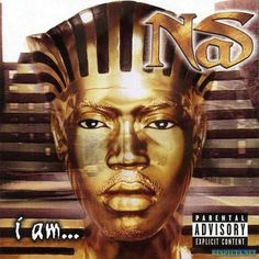 H O O D #album #sculpture #cover #hiphop #photography #gold #music #nas