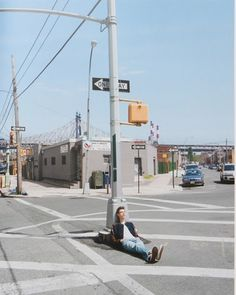 Read My Mind: Photos by Stephen Shore #photo #sleeping #road #photography #shore #stephen #guy