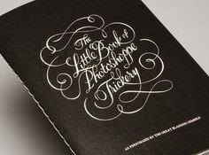 mikerigby #script #branding #book #brand #photoshop #vintage #typography