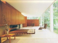 The Interiors of Mid-Century Modern