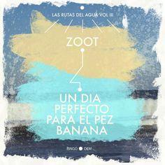 Cover Digital Cd. Split Zoot (Desde el Mar) + El Pez banana (Ringo) #dia #banana #para #pez #plata #del #el #desde #acopiodg #un #perfecto #cordoba #musica #indie #music #mar #cd #zoot