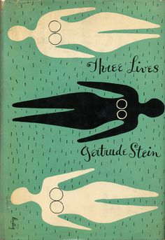All sizes | Three Lives cover by Alvin Lustig | Flickr Photo Sharing! #alvin #modern #lustig #mid #century