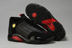 Nike Nike Air Jordan 14 Retro Last Shot Mens Shoes #shoes