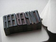 oficio: Typebeer #oficio #types #print #typebeer #wood