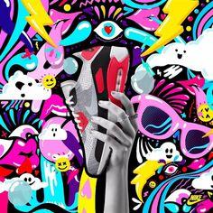 Nike:Air Max与音乐的不解之缘 - 服装资讯中心 - 华衣网