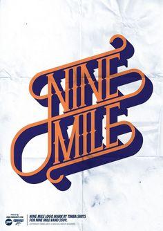 Timbas Type & Logo Dept. #logo #branding #typography