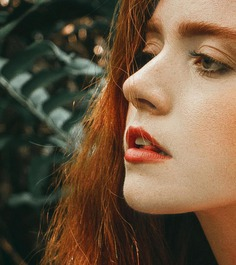 Gorgeous Lifestyle and Beauty Portraits by Frett Mayorquín