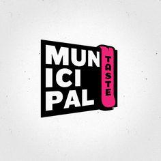 MUNICIPAL TASTE LOGO // AIRSHP #logo