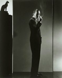 All sizes | Noel Coward, 1932, by Edward Steichen | Flickr - Photo Sharing! #noel #edward #coward #steichen