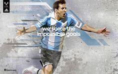 adidas Football #football #messi