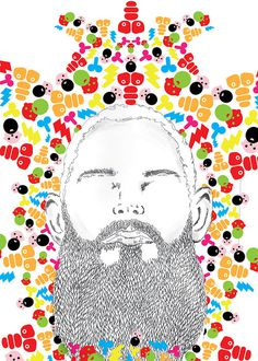 Walter van Beirendonck by Mateusz Suda FANPAGE #walter #project #van #illustrator #design #illustrations #ilustracja #penis #art #gay #poland #logo
