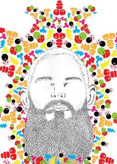 Walter van Beirendonck by Mateusz SudaFANPAGE #walter #project #van #illustrator #design #illustrations #ilustracja #penis #art #gay #poland #logo