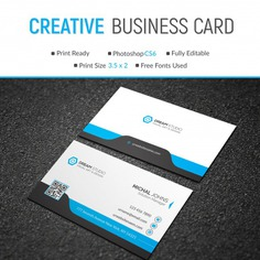 Mockup of creative business card Premium Psd. See more inspiration related to Business card, Mockup, Business, Abstract, Card, Template, Office, Visiting card, Presentation, Stationery, Elegant, Corporate, Mock up, Creative, Company, Modern, Corporate identity, Branding, Visit card, Identity, Brand, Identity card, Professional, Presentation template, Up, Brand identity, Visit, Showcase, Showroom, Mock and Visiting on Freepik.