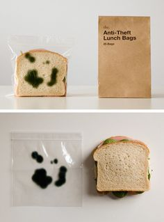 1. Anti-Theft Lunch Bags #packaging #bag #rotten