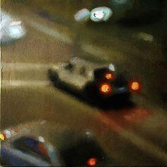 CORO SF | EMPTY KINGDOM You are Here, We are Everywhere #blur #night #coro #painting #art