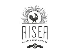 Dribbble - Riser Coffee Identity Direction (Brian) by Public School