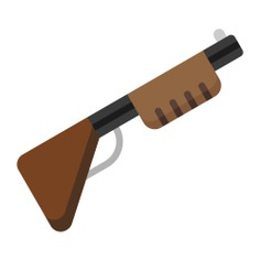 See more icon inspiration related to gun, shotgun, hunter, crime, miscellaneous, arm, pistol, weapon and security on Flaticon.