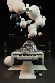 Tutte le dimensioni |VLCN_mgm chmbr_01 | Flickr – Condivisione di foto! #abstract #illustration