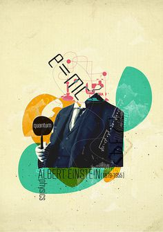 inventors & discoveries-illustration #design #graphic #art #collage #llustration