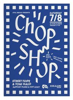 Chop Shop : Martin Martonen #chop shop