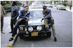 Vintage Urban Photography by Jamel Shabazz #urban #photography #inspiration